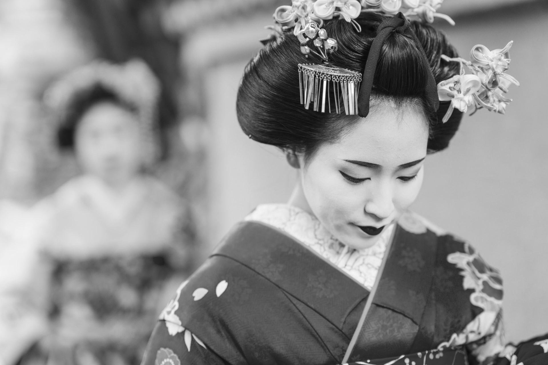 Geisha, artista e intrattenitrice giapponese