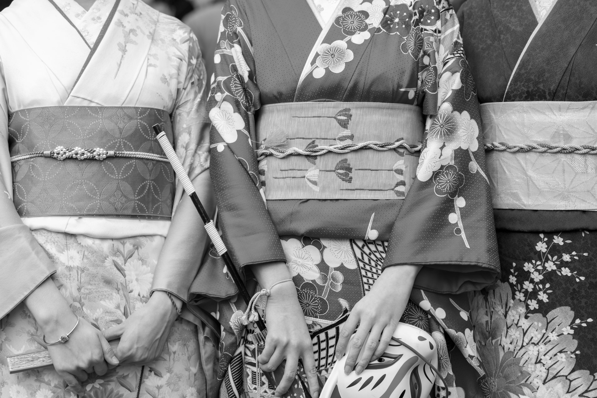 Kimono, l'abito tradizionale giapponese