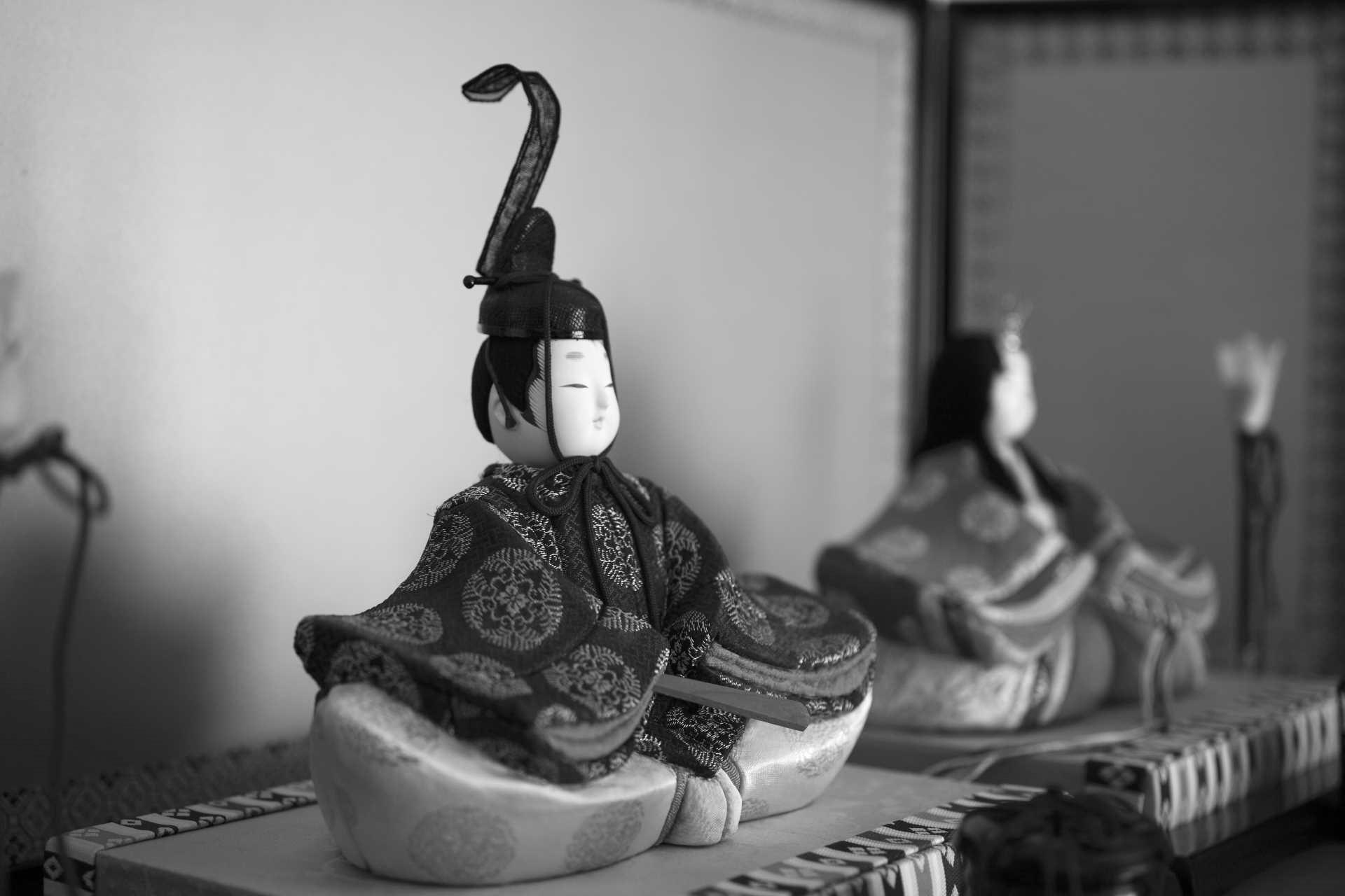 Ningyō, la bambola giapponese