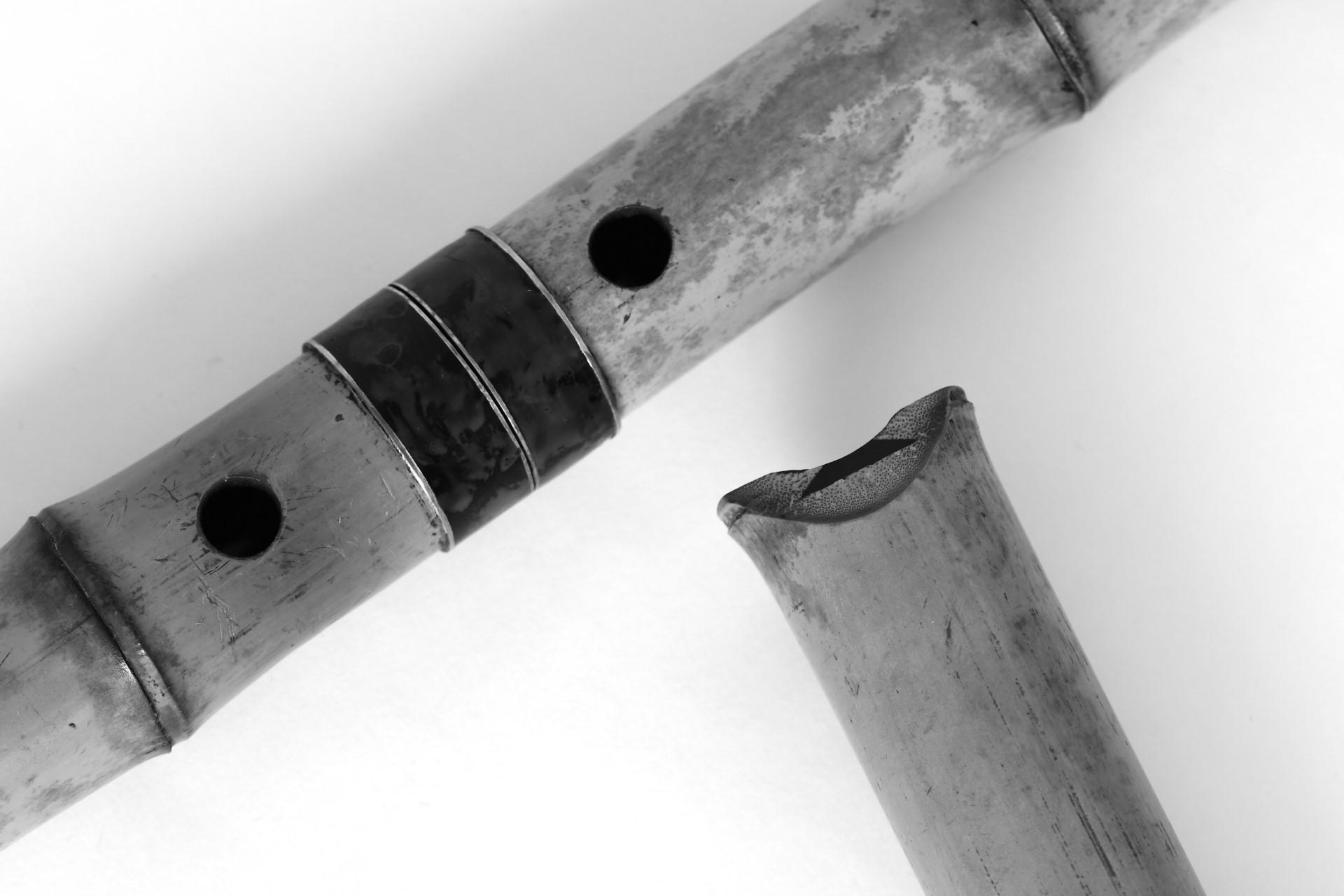 Shakuhachi, il flauto di bambù