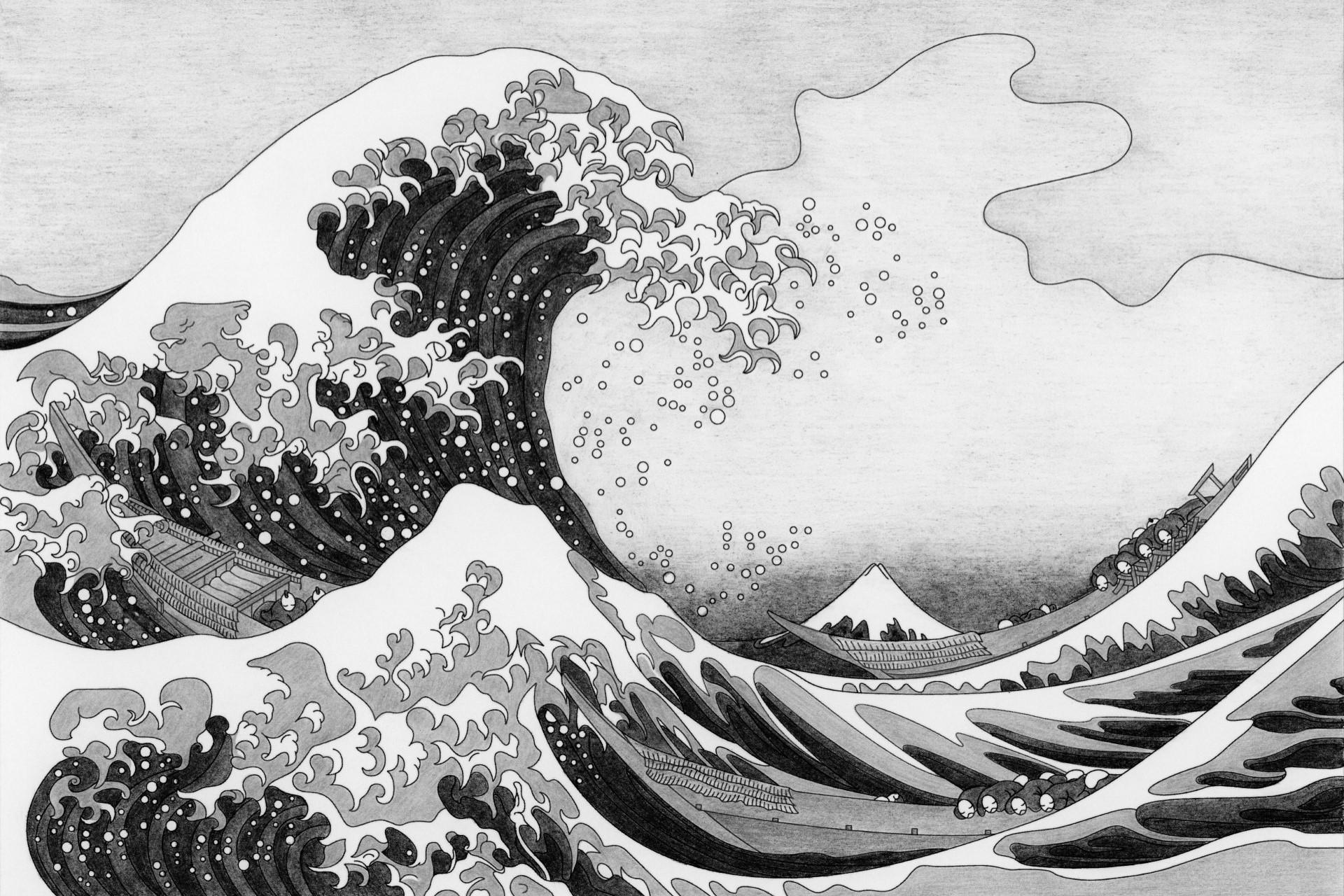 Ukiyo-e, la stampa artistica giapponese
